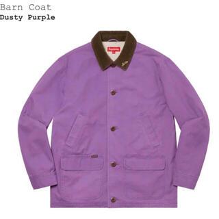 Supreme - Mサイズ Supreme Barn Coat Jacket Purple