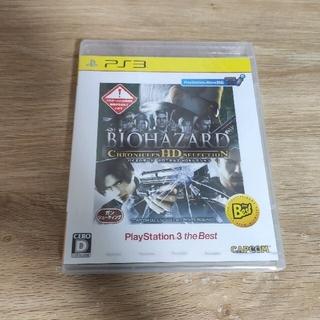 CAPCOM - バイオハザード クロニクルズ HDセレクション(PlayStation 3 th