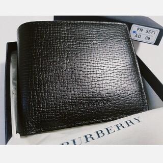 BURBERRY - バーバリー 財布 ブラック
