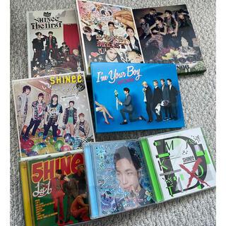 シャイニー(SHINee)のSHINee  CD セット(K-POP/アジア)