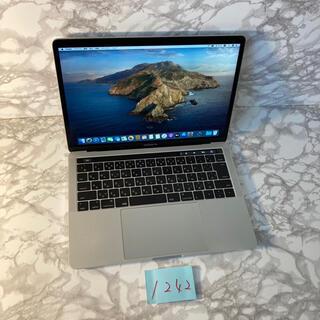 Mac (Apple) - メモリ16GB MacBook pro 13インチ 2016 タッチバー搭載