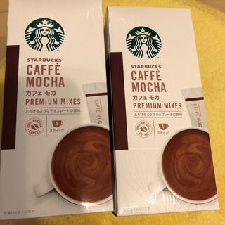 Starbucks Coffee - スタバ プレミアム ミックス ☆ カフェ モカ
