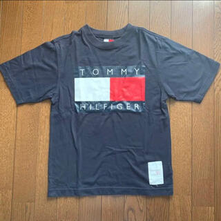 TOMMY HILFIGER - 【古着】Tommy Hilfiger 90s フラッグロゴ Tシャツ