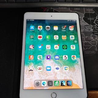 iPad - iPad mini 5世代  Cellular 64GB シルバー SIMフリー