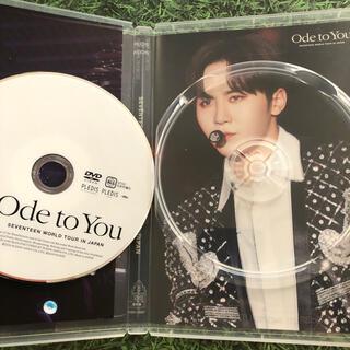 SEVENTEEN - seventeen ODE TO YOU スングァンパッケージ  DVD