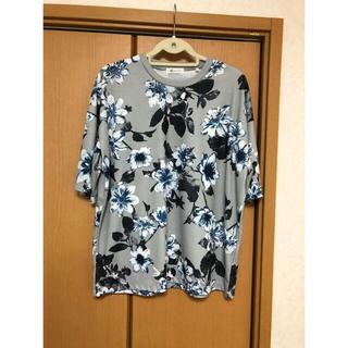 ミルクボーイ(MILKBOY)の古着 花柄 Tシャツ(シャツ)