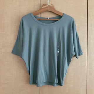 ムジルシリョウヒン(MUJI (無印良品))のドルマンスリーブT(Tシャツ(半袖/袖なし))