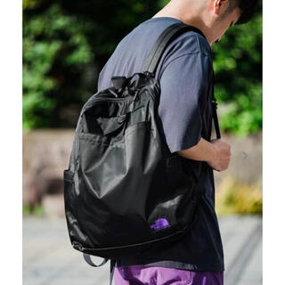 THE NORTH FACE - 【THE NORTH FACE PURPLE LABEL】リュック