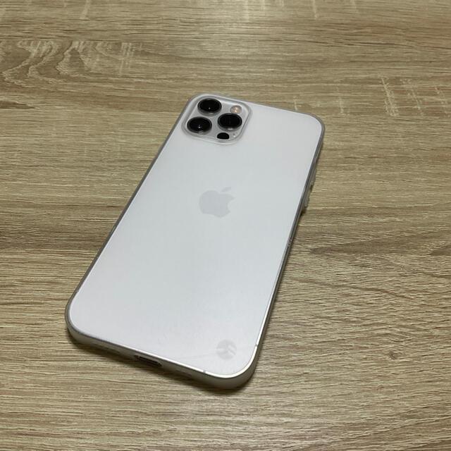 iPhone(アイフォーン)のiPhone12Pro シルバー 256GB SIMフリー スマホ/家電/カメラのスマートフォン/携帯電話(スマートフォン本体)の商品写真