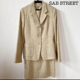 サブストリート(sabstreet)のスカート スーツ  ワンピース ジャケット(スーツ)