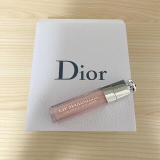 クリスチャンディオール(Christian Dior)の新品 ディオール アディクトリップマキシマイザー 001 ピンク(リップグロス)
