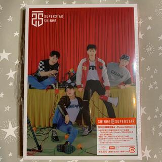 シャイニー(SHINee)のSHINee SUPERSTAR アルバム 限定盤A トレカなし(K-POP/アジア)