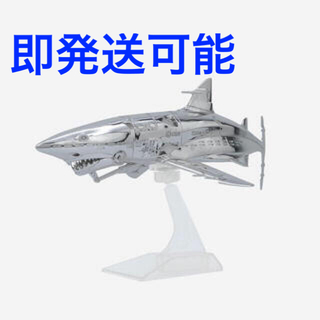 SORAYAMA SHARK 1/10 scale Silver