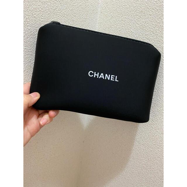 CHANEL(シャネル)のシャネル ノベルティ ポーチ  レディースのファッション小物(ポーチ)の商品写真