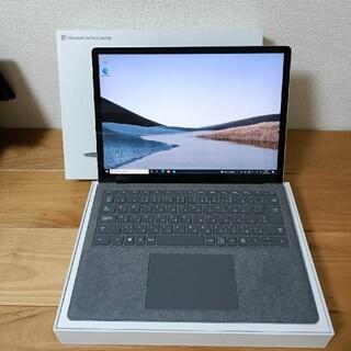 Microsoft - 【超美品】surface laptop3