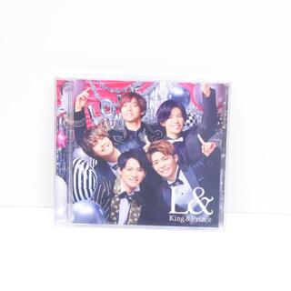 Johnny's - 美品◆King&Prince◆L&◆通常盤◆CD