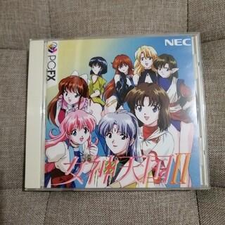 エヌイーシー(NEC)のPC-FX 女神天国Ⅱ(家庭用ゲームソフト)