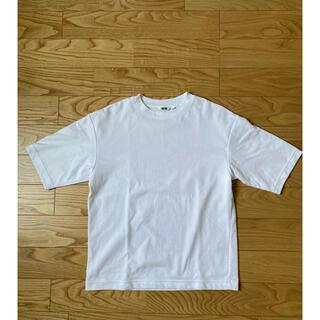 UNIQLO - ユニクロ 白 半袖Tシャツ