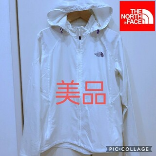 THE NORTH FACE - THE NORTH FACE ノースフェイス ナイロンジャケット 美品 薄手