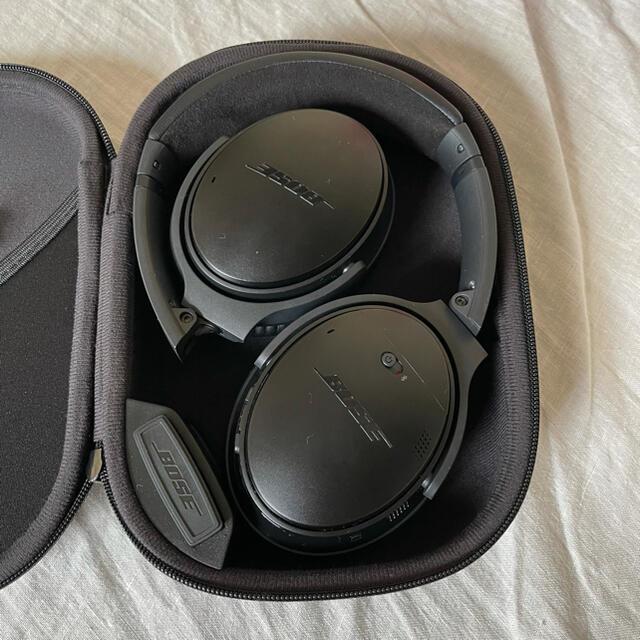 BOSE(ボーズ)の【売り切りたいので値下げ!!】Bose ノイズキャンセリングヘッドホン スマホ/家電/カメラのオーディオ機器(ヘッドフォン/イヤフォン)の商品写真