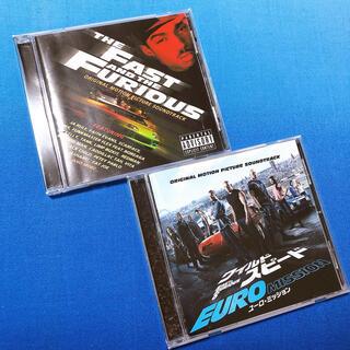 ワイルドスピード CDセット