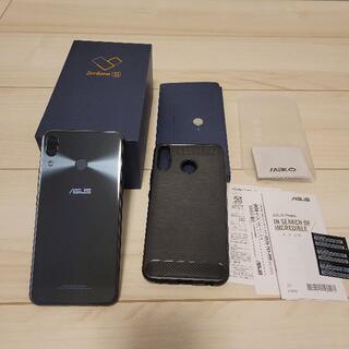ASUS - ASUS ZenFone5Z SIMフリー 128GB シャイニーブラック