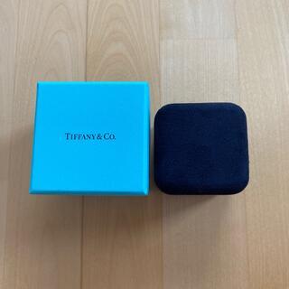 Tiffany & Co. - ティファニー空き箱 指輪