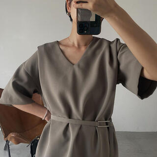 RIM.ARK Relax belted tops