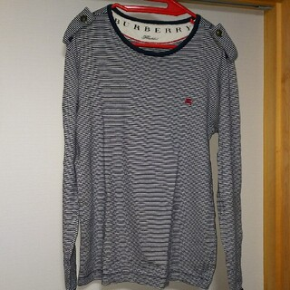 バーバリー(BURBERRY)のロンT 長袖Tシャツ BURBERRY バーバリー(Tシャツ/カットソー(七分/長袖))