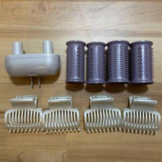 数回使用 ホットカーラー ロットサイズ2種類 購入額約6000円 発送料込み