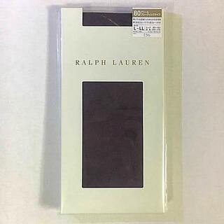 ラルフローレン(Ralph Lauren)の【新品】RALPH LAUREN 無地タイツ ワイン(タイツ/ストッキング)