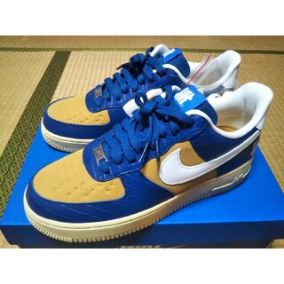 NIKE - NIKE AIR FORCE 1 LOW SP UNDEFEATED 25.5