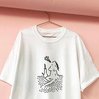 bonjour records - エディトリアルマガジン ボング Tシャツ