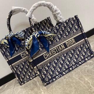 Christian Dior - Christian Dior ディオール優雅で綺麗な手提げ袋#601