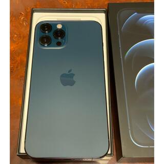 Apple - iPhone12ProMax パシフィックブルー 256GB SIMフリー