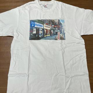 Supreme - Supreme Tシャツ Mサイズ ホワイト