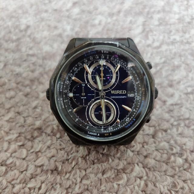 WIRED(ワイアード)のWIRED vk67-k090 メンズの時計(腕時計(アナログ))の商品写真