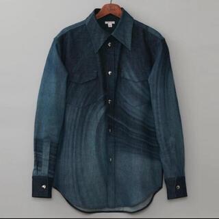 MASU 21AW marble shirt サイズ46