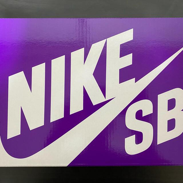 "NIKE(ナイキ)のNIKE SB DUNK LOW PRO ""BLUE FURY"" 26.5cm メンズの靴/シューズ(スニーカー)の商品写真"