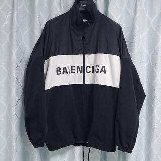 バレンシアガ(Balenciaga)のバレンシアガ BALENCIAGA ナイロンデニムジャケット(Gジャン/デニムジャケット)