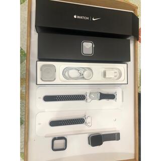 Apple Watch - Apple Watch 5 NIKE Series5 44mm  美品