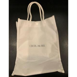 セシルマクビー(CECIL McBEE)のCECIL Mc BEE ショッピングバッグ(ショップ袋)