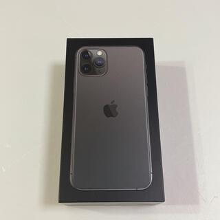 iPhone - iPhone11 pro 64GB スペースグレイ