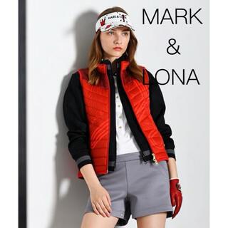 MARK&LONA - ☆美品☆【MARK&LONA】Big Rim Down Vest /WOMEN