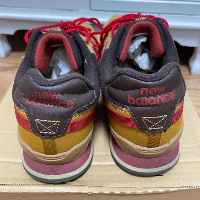 New Balance(ニューバランス)のnew balance メンズ スウェードスニーカー 27cm メンズの靴/シューズ(スニーカー)の商品写真