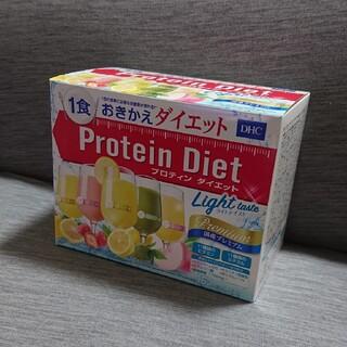 ディーエイチシー(DHC)のプロテインダイエット 国産プレミアムライトテイスト 10袋(ダイエット食品)