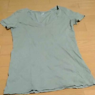 ギャップ(GAP)のレディースTシャツ GAP(Tシャツ(半袖/袖なし))