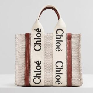 Chloe - Chloe woody スモール トートバッグ 美品