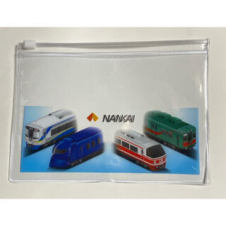 南海電車 スライダーポーチ スライダーケース NANKAI 新品未使用
