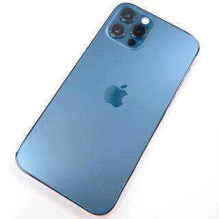 iPhone - 超美品 iPhone 12 Pro パシフィックブルー 128GB SIMフリー